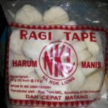Ragi Tape Harum Manis NKL